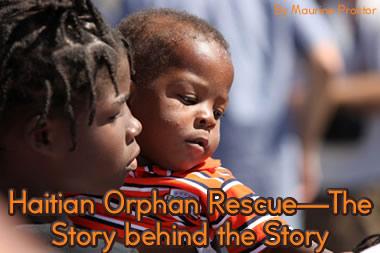 Haitian Orphan Rescue