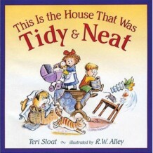book bonanza: this is the house that was tidy and neat