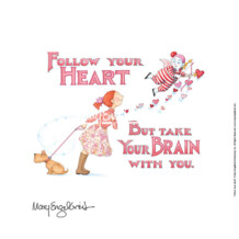 hearts and brains