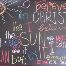 hurrah for chalkboard markers
