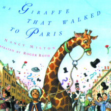 book bonanza: the giraffe that walked to paris