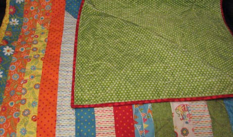 the story of the precious quilts