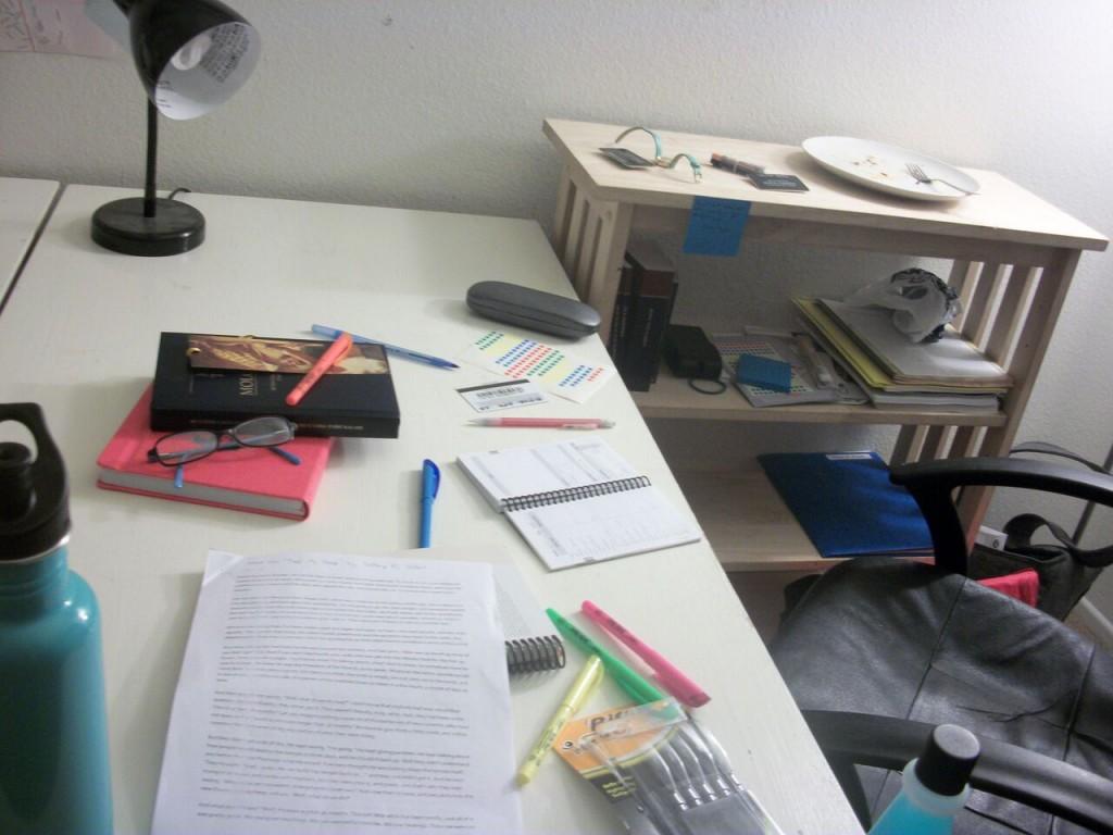 BM desk